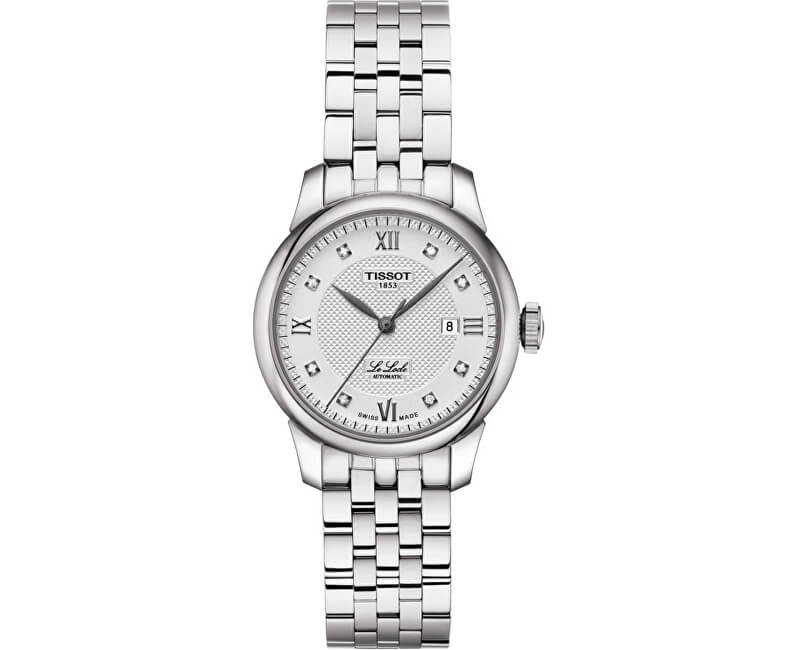 Tissot Le Locle Automatic Lady T006.207.11.036.00 s diamanty