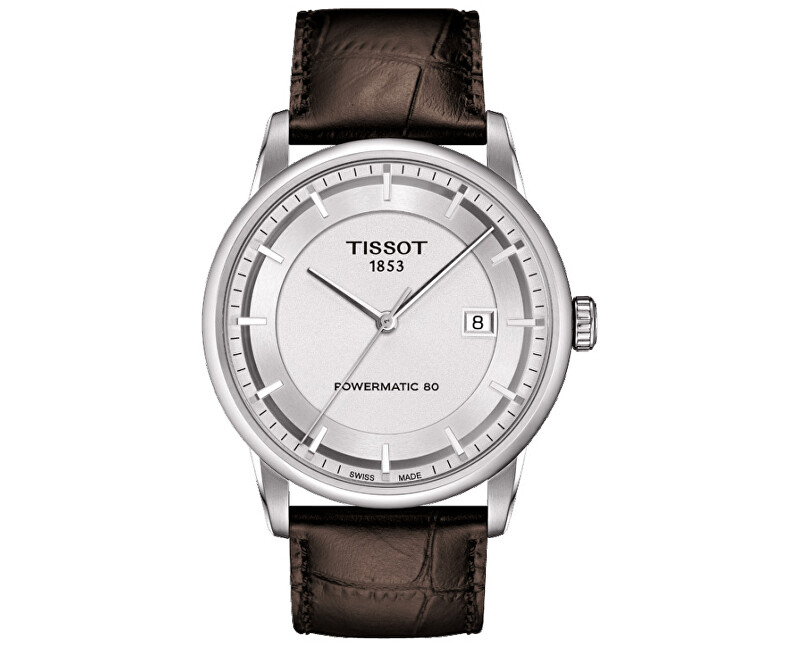 Tissot T-Classic Luxury Powermatic 80 T086.407.16.031.00