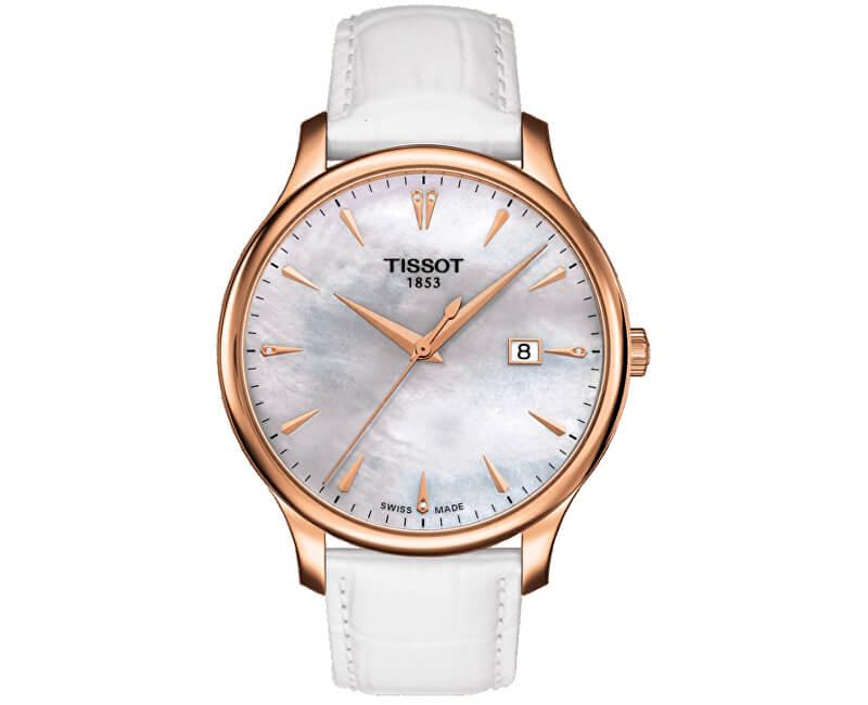Tissot T-Classic T-Tradition T063.610.36.116.01 s diamanty Doprava a ... 4cc0a7dfe1