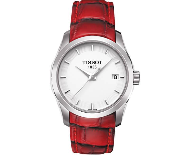 Tissot T-Classic Couturier T035.210.16.011.01