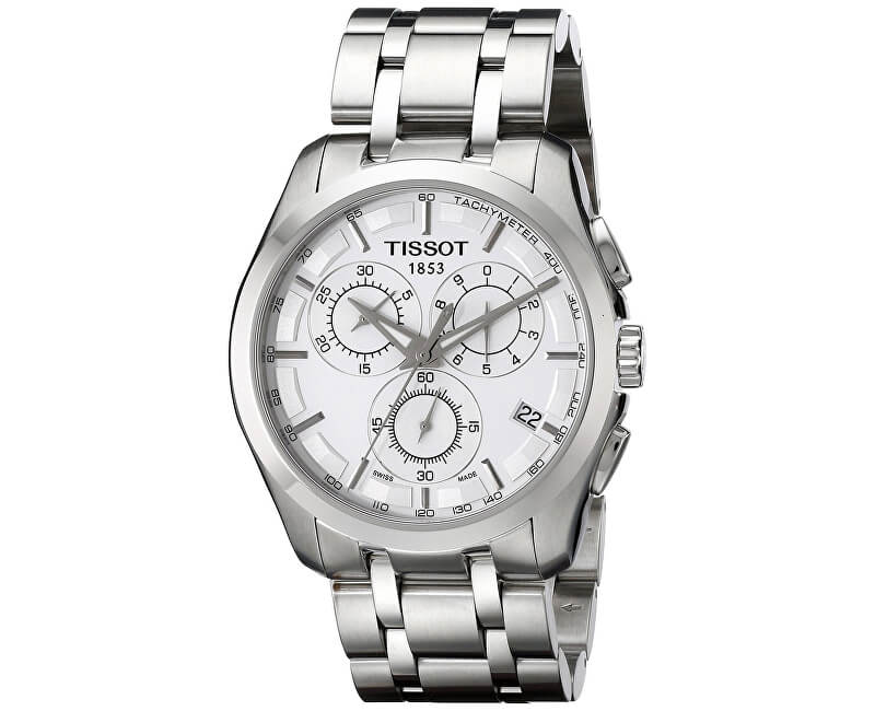 Tissot T-Classic Couturier T035.617.11.031.00