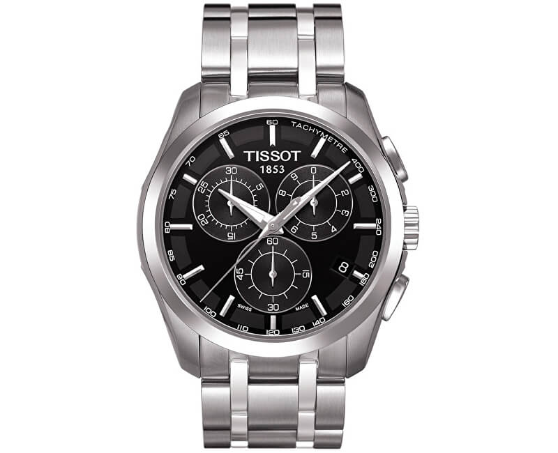Tissot T-Classic Couturier T035.617.11.051.00