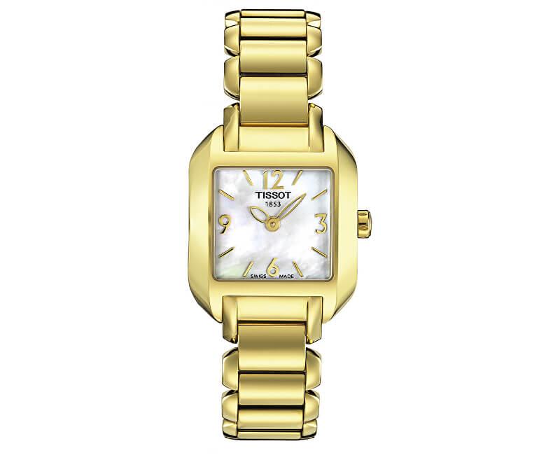 Tissot T-Lady T-Wave T02.5.285.82 Doprava a roční pojištění hodinek ... 53203b21185