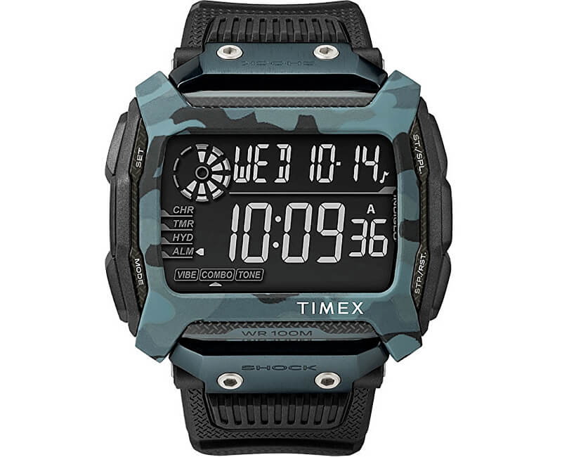 Timex Command Shock TW5M18200 Doprava ZDARMA  59da1ae07ad