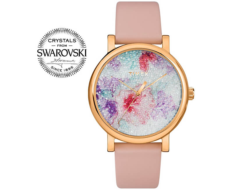 Timex Crystal Bloom Swarovski TW2R87800