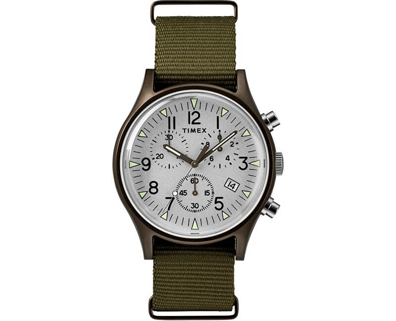 25a5ca9129 Timex MK 1 Chronograph TW2R67900 Doprava ZDARMA