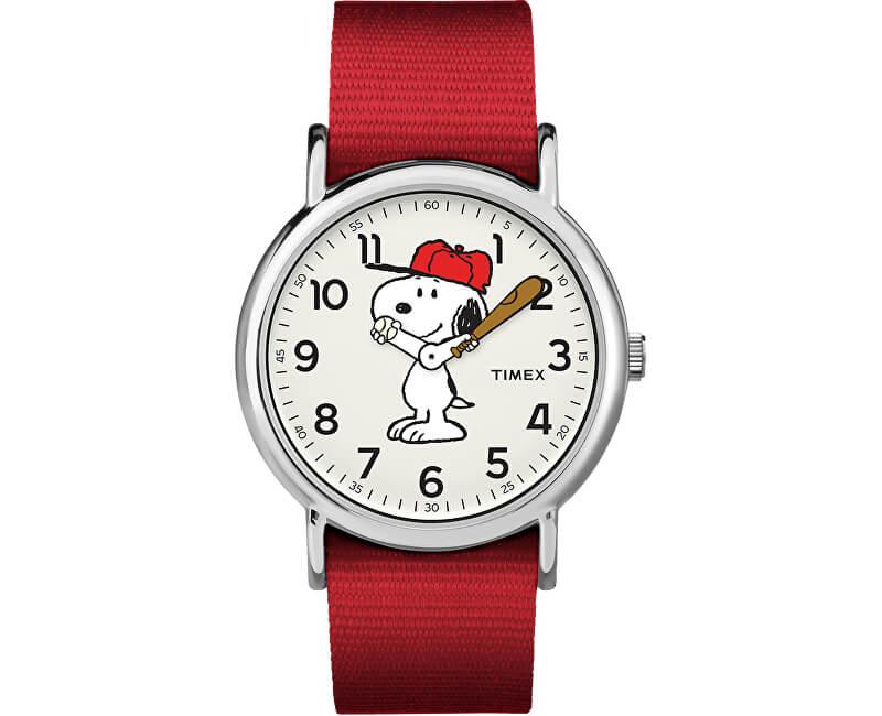 Timex Weekender x Peanuts: Snoopy TW2R41400