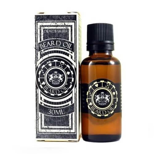 Dear Barber Olej na plnovous (Beard Oil) 30 ml  0a24fd1a56