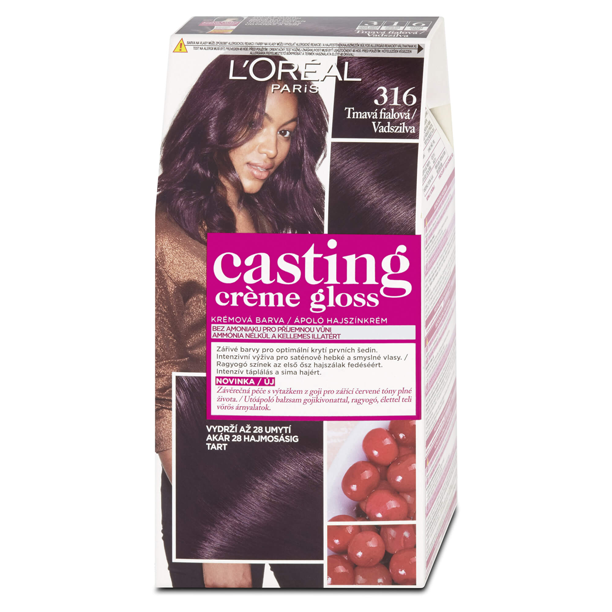 Loreal Paris Farba na vlasy Casting Crème Gloss  436e78feddb