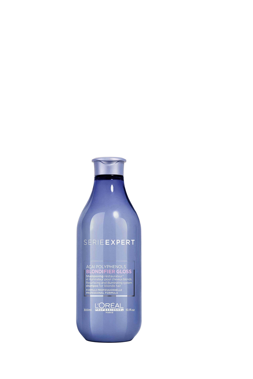 Loreal Professionnel Rozjasňující šampon pro blond vlasy Série Expert  Blondifier (Gloss Shampoo) 97705e0adb0