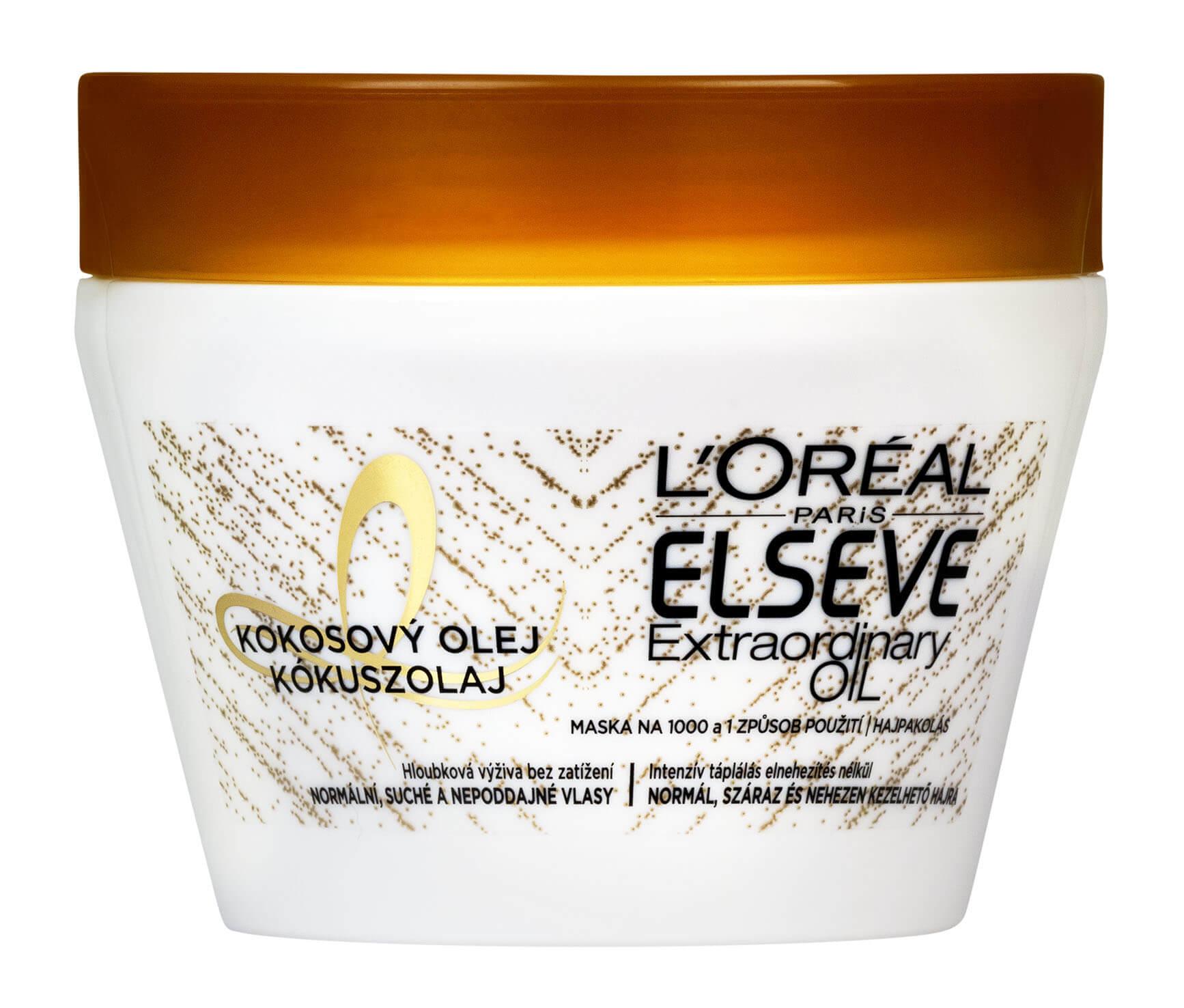 ... Extraordinary Oil 300 ml. Kód produktu  kLO798. Loreal Paris Maska na  vlasy s kokosovým olejom na normálnu až suché 1e6a2343080