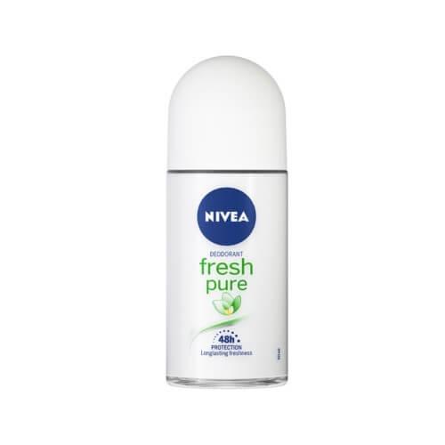 nivea pure natural deodorant