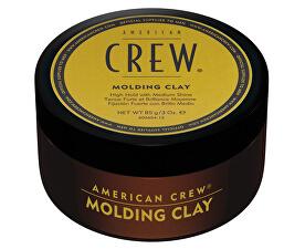 Silne fixačná a tvarujúca pasta na vlasy so stredným leskom (Molding Clay) 85 g