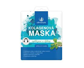 Látková pleťová maska kolagénová 23 ml
