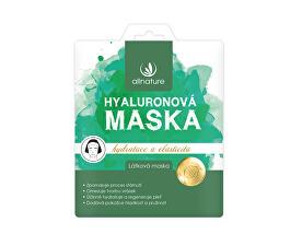 Látková pleťová maska hyalurónová 23 ml