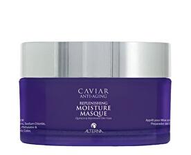Kaviárová hydratační maska na vlasy Caviar Anti-Aging (Replenishing Moisture Masque) 161 g
