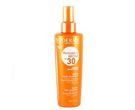 Sprej pro citlivou pleť SPF 30 Photoderm Bronz (Spray Hight Protection) 200 ml