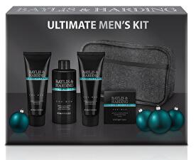 Set de cadouri pentru bărbați pentru Jantar și (Skin Spa Men`s Box Set)