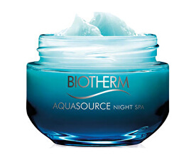 Noční pleťový balzám Aquasource (Night Spa Balm) 50 ml