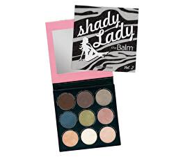 Paletka očních stínů Shadow Palette ShadyLady Palette Vol.2 (Zebra)