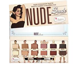 Paleta očních stínů Nude Dude
