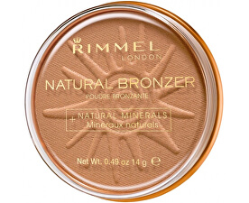 Bronzující pudr Natural Bronzer 14 g
