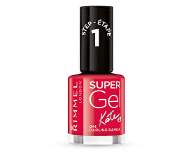 Gelový lak na nehty Super Gel (Nail Polish) 12 ml