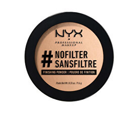 Kompaktný púder Nofilter (Finishing Powder) 9,6 g