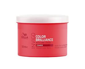Maska pre hrubé farbené vlasy Invigo Color Brilliance (Vibrant Color Mask)