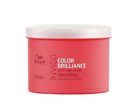 Maska pre jemné farbené vlasy Invigo Color Brilliance (Vibrant Color Mask)
