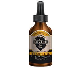 Ošetrujúci olej na fúzy s vôňou vanilky, palo santo a tonkových bôbov (Beard Oil)