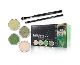 Profesionální sada na oči Get The Look (Eye palette Kit)