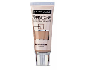 Sjednocující make-up s HD pigmenty Affinitone (Perfecting + Protecting Foundation With Vitamin E) 30 ml