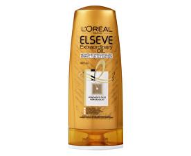 Balsam nutritiv cu ulei de nucă de cocos pentru păr normal, uscat si indisciplinat Elseve (Extraordinary Oil)