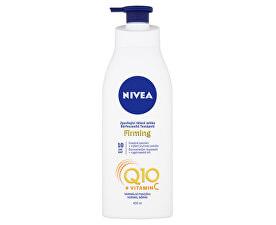 Zpevňující tělové mléko pro normální pokožku Q10 Plus (Firming)