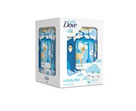 Darčeková sada pre deti s hracou skrinkou Baby Lulaby