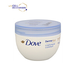 Tělové máslo pro suchou pokožku Derma Spa Cashmere Comfort (Body Butter) 300 ml
