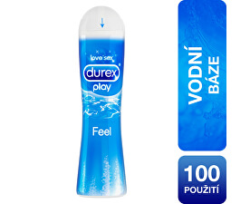 Lubrikační gel Play Feel 50 ml