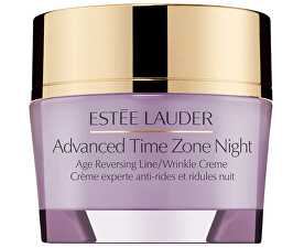 Noční protivráskový krém Advanced Time Zone Night (Age Reversing Line/Wrinkle Creme) 50 ml