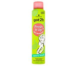 Fresh it Up Extra Fresh rissítő hatású száraz sampon (Dry Shampoo)