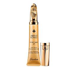 Vyhlazující sérum s výtažkem z medu pro rty Abeille Royale (Lip & Contour Sculpting Treatment) 15 ml