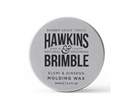 Vosk na vlasy s vůni elemi a ženšenu (Elemi & Ginseng Molding Wax) 100 ml