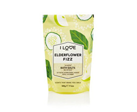 Koupelová sůl Elderflower Fizz (Bath Salts) 500 g