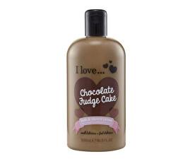 Koupelový a sprchový krém s vůní čokoládového dortu (Chocolate Fudge Cake Bath & Shower Creme) 500 ml