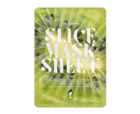 Hydratačná a revitalizačná plátková maska Kiwi (Slice Sheet Mask) 20 ml