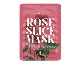 Regenerační plátková maska Růže (Slice Sheet Mask) 20 ml
