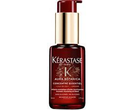 Posilující a vyživující olej pro zesláblé vlasy bez života Aura Botanica Concentrate Essential (Aromatic Nourishing Oil) 50 ml