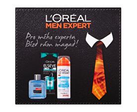 Set cadou Men Expert (after-shave, spumă de ras, șampon)