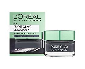 Mască de curățarePure Clay (Detox Mask)