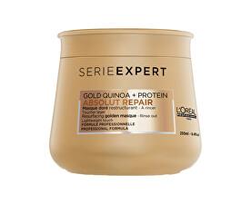 Seren Expert Absolut Repair Quinoa Gold Masca de regenerare pentru păr deteriorat + proteine ( Gold en Masque) 250 ml